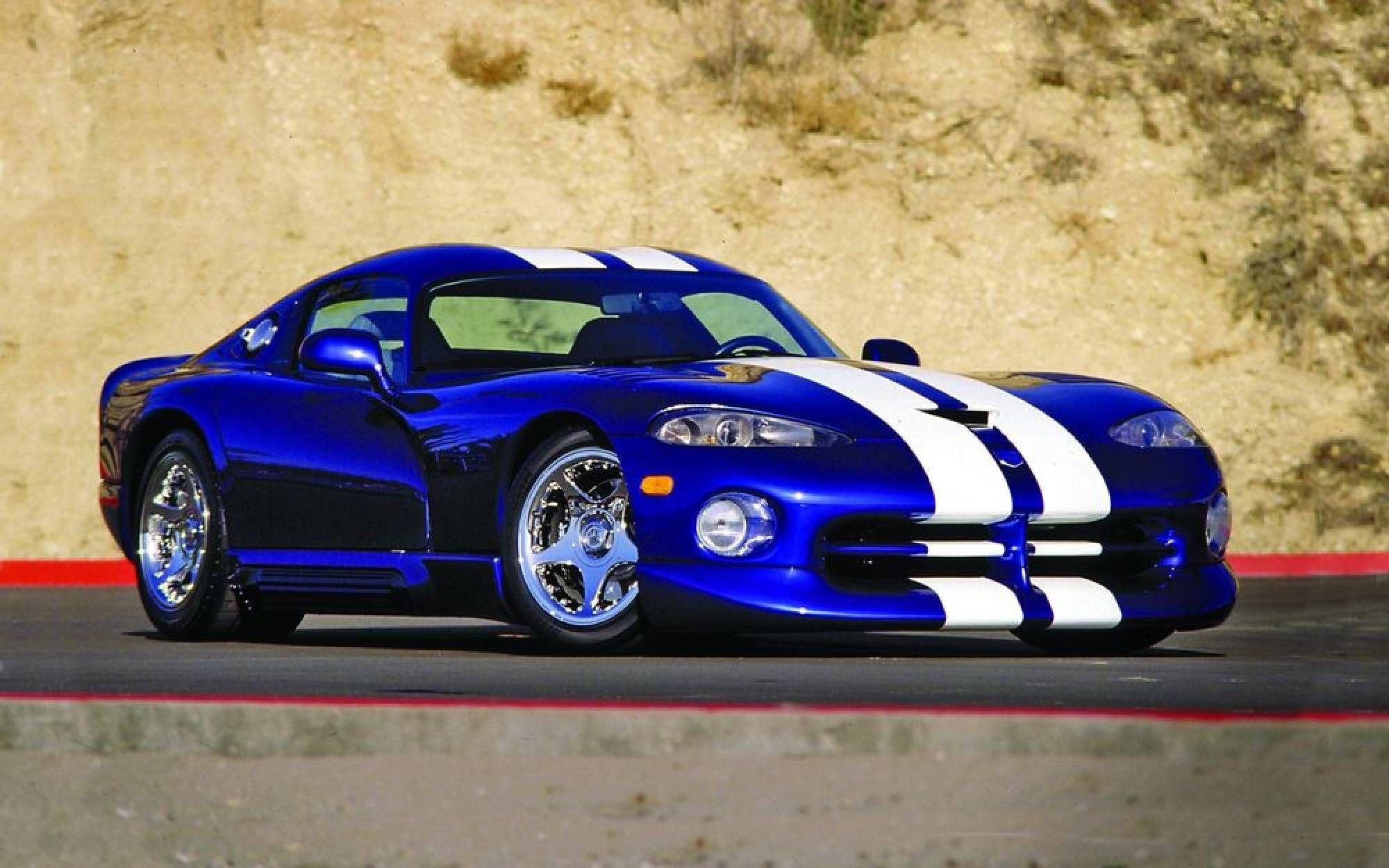 1996 Dodge Viper GTS Desktop wallpaper