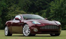 2001 Aston Martin Vanquish Desktop wallpaper