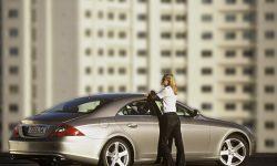 2005 Mercedes-Benz CLS Desktop wallpaper