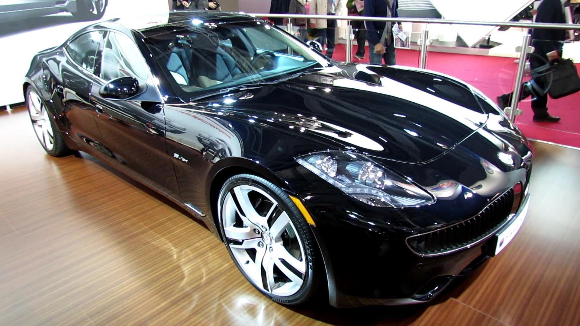 2012 Fisker Karma Desktop wallpaper
