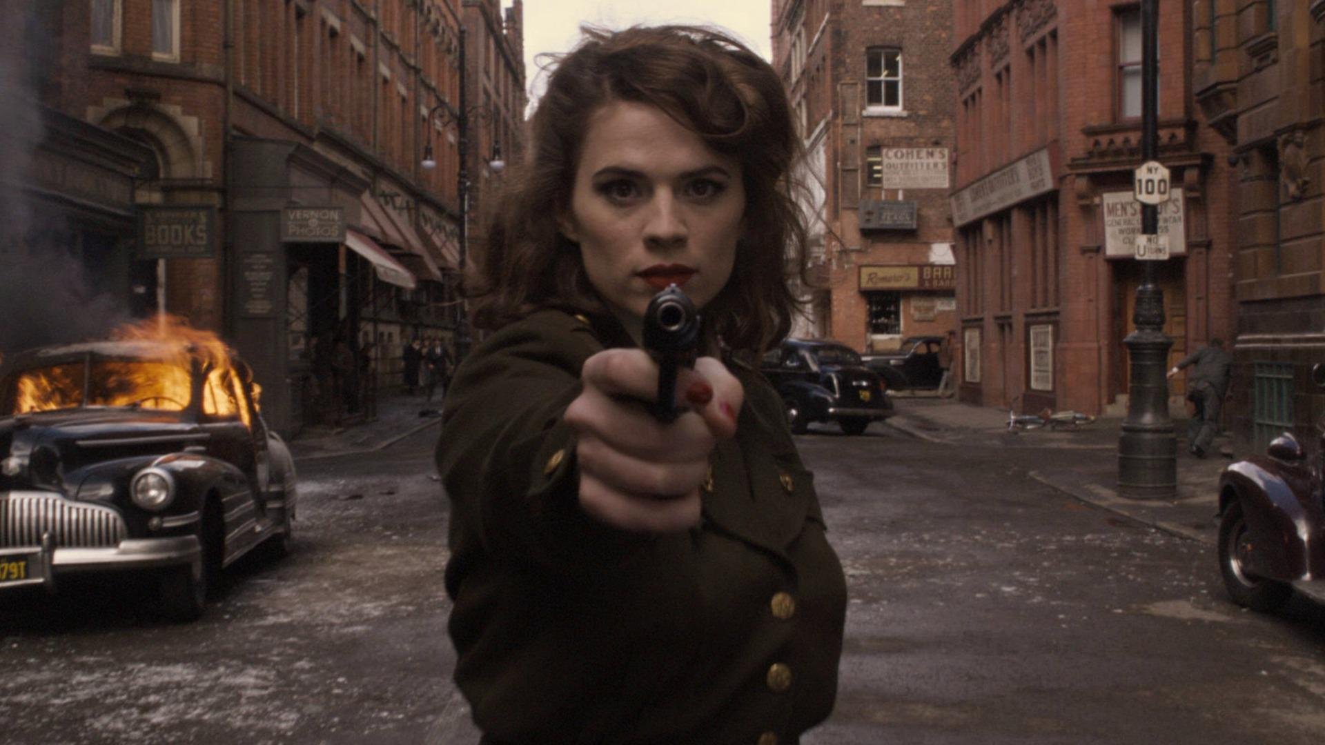 Agent Carter desktop wallpaper