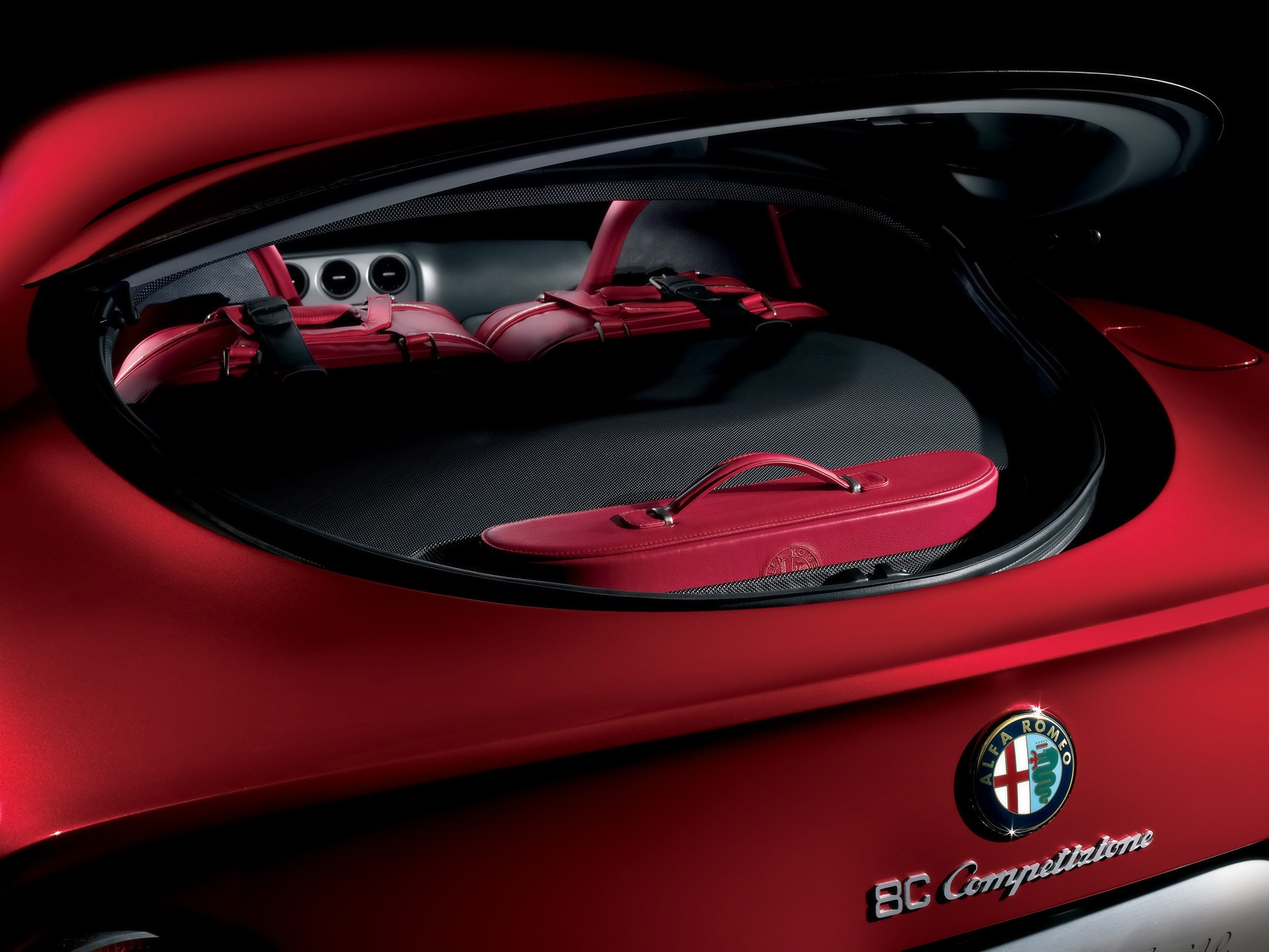 Alfa Romeo 8c Desktop wallpaper