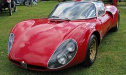 Alfa Romeo Tipo 33 Stradale Desktop wallpaper