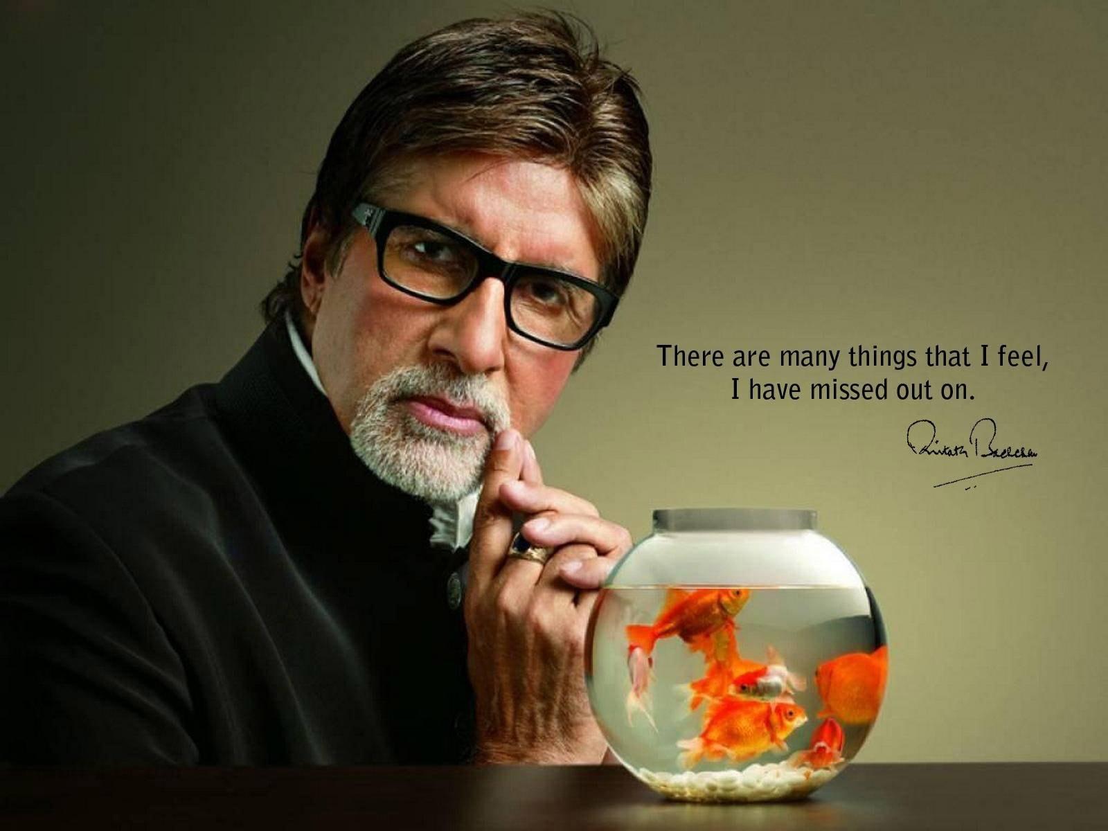 Amitabh Bachchan Desktop wallpaper
