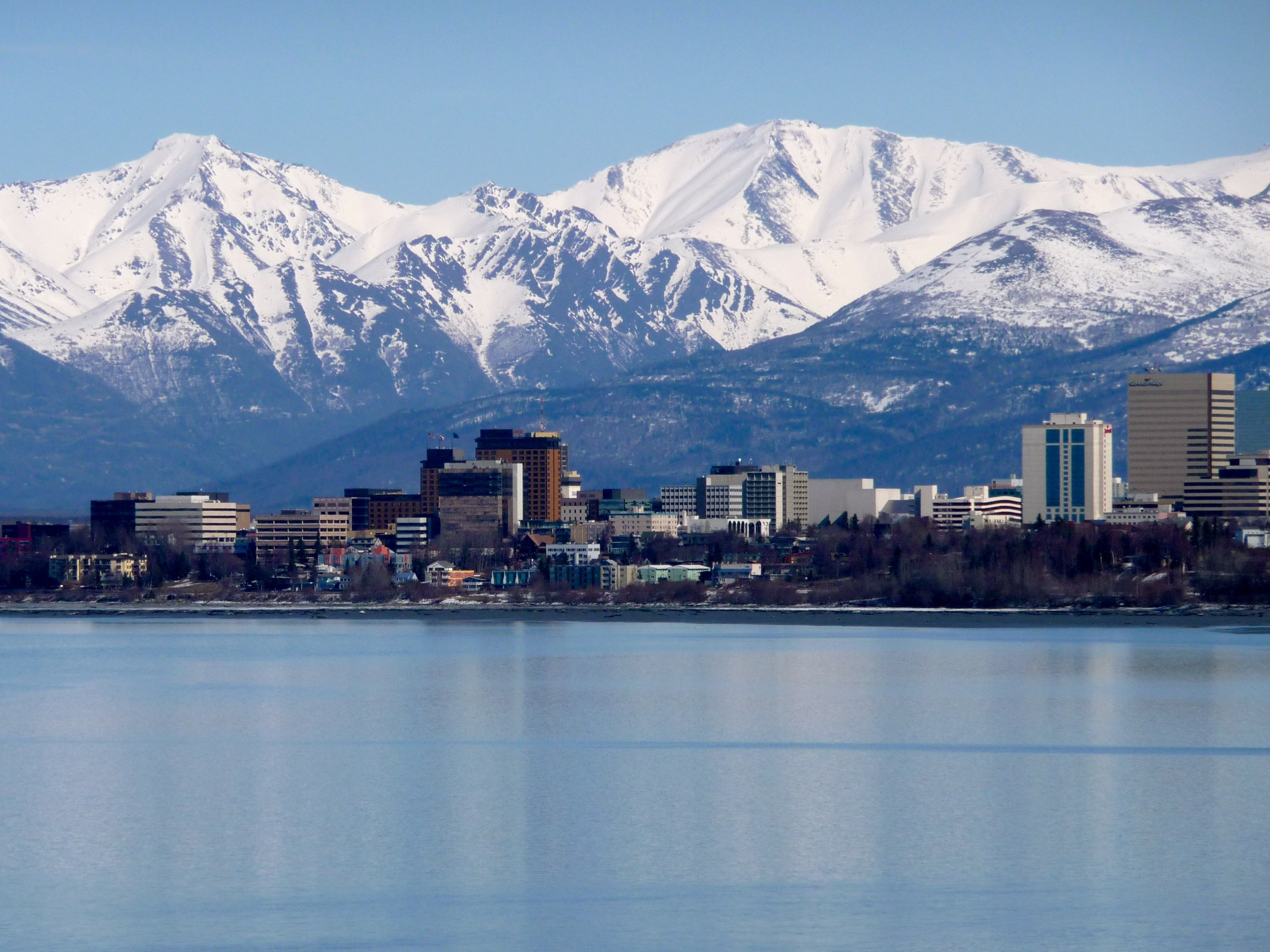 Anchorage Desktop wallpaper