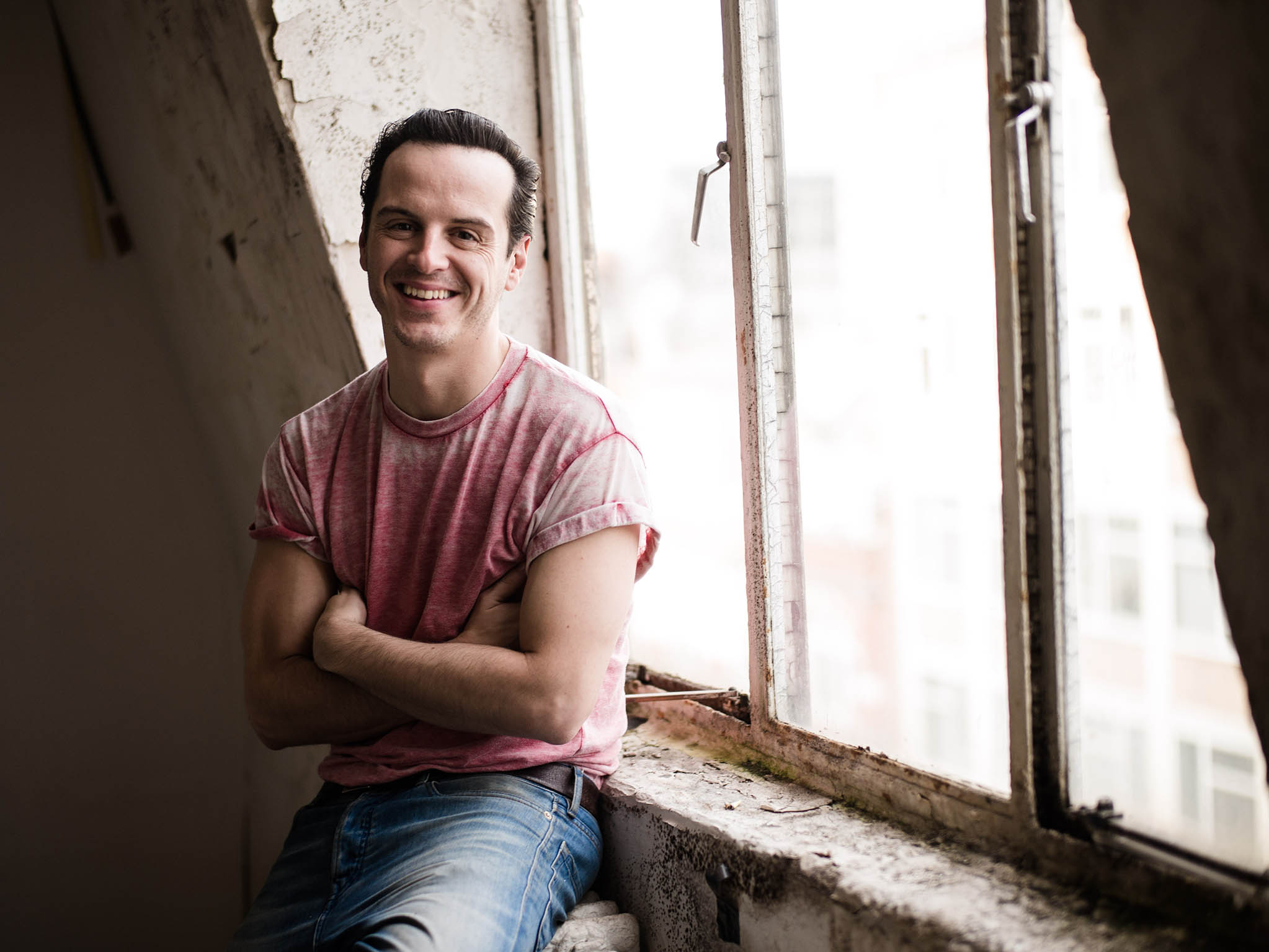 Andrew Scott Desktop wallpaper