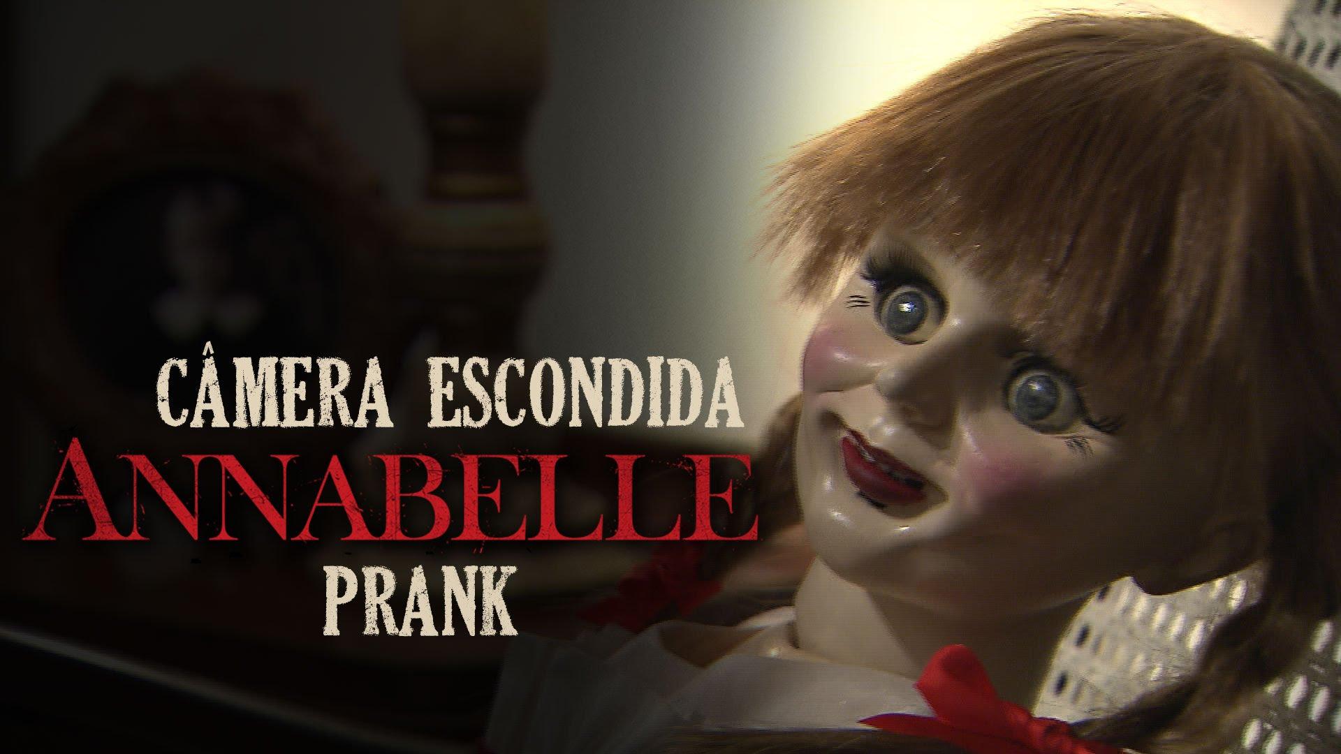Annabelle desktop wallpaper