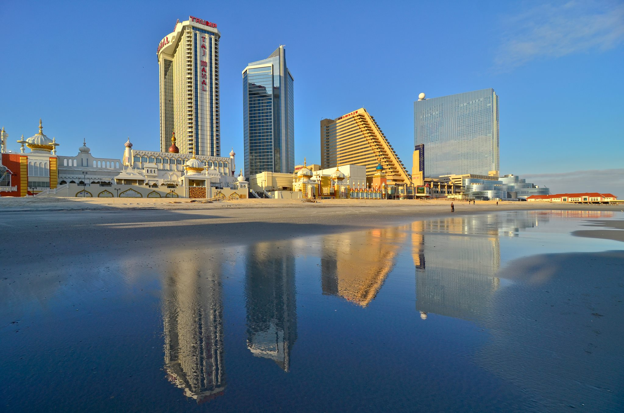 Atlantic City Widescreen for desktop
