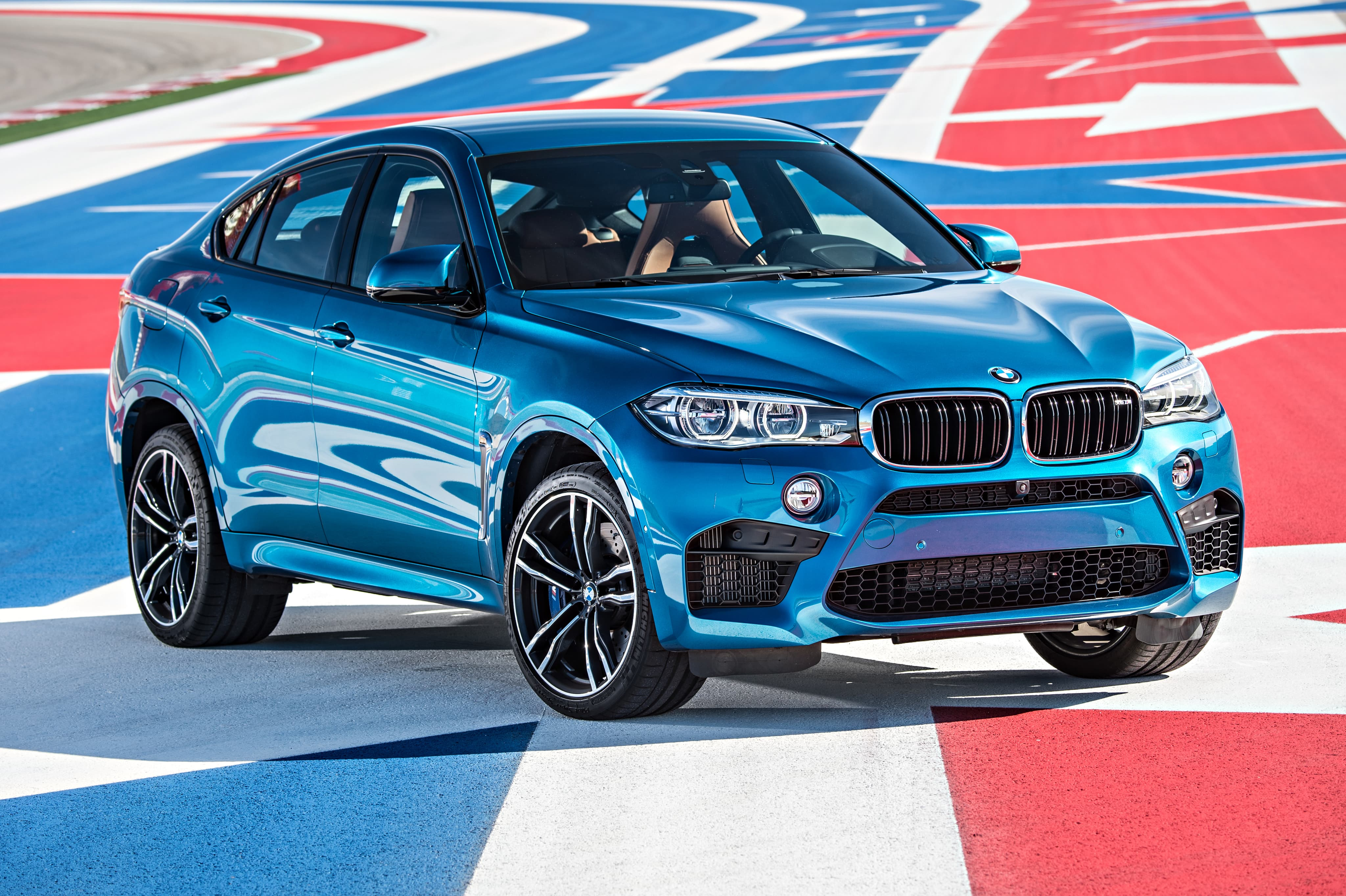 BMW X6 M (F86) Widescreen for desktop