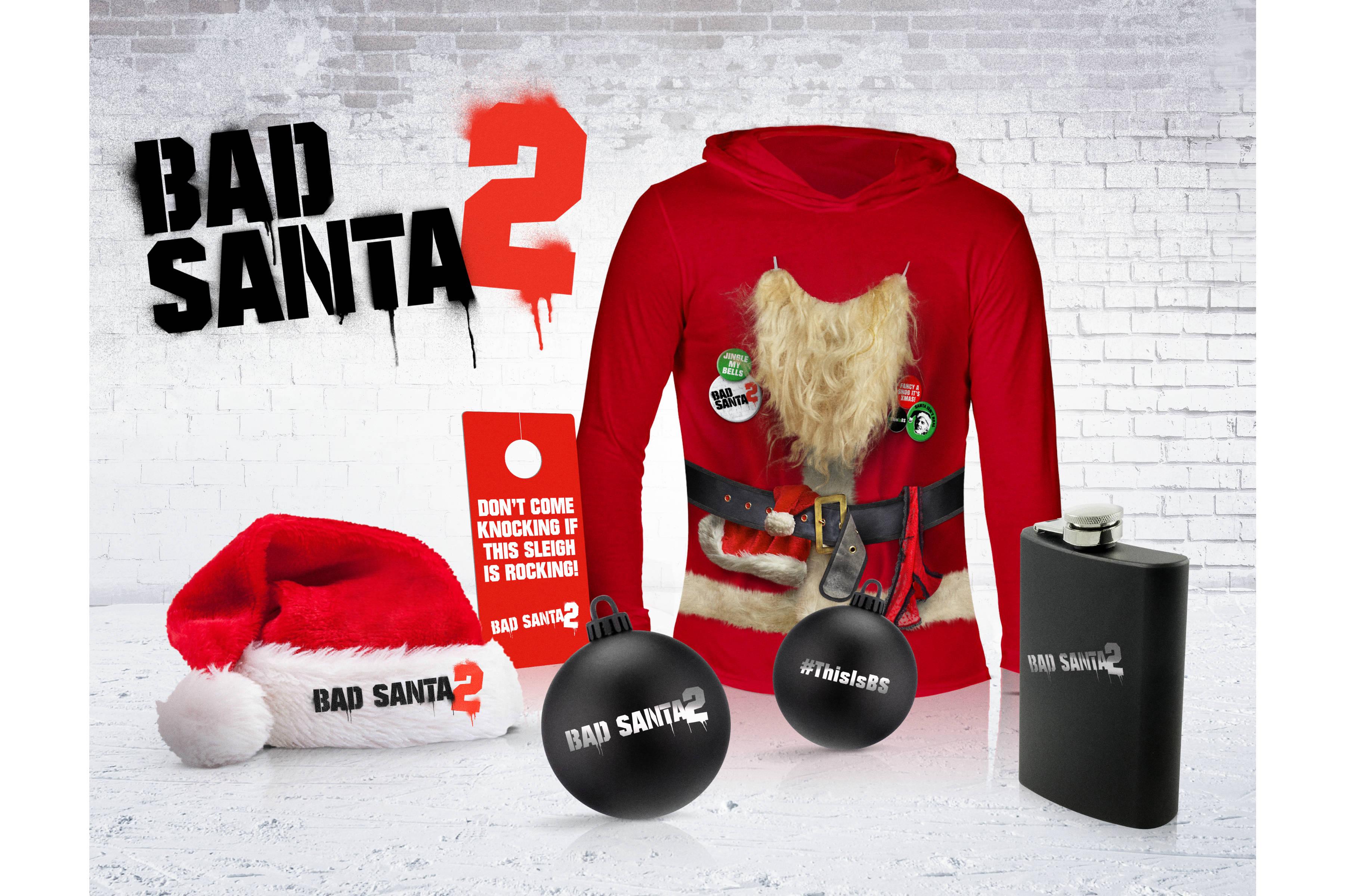 Bad Santa 2 Desktop wallpaper