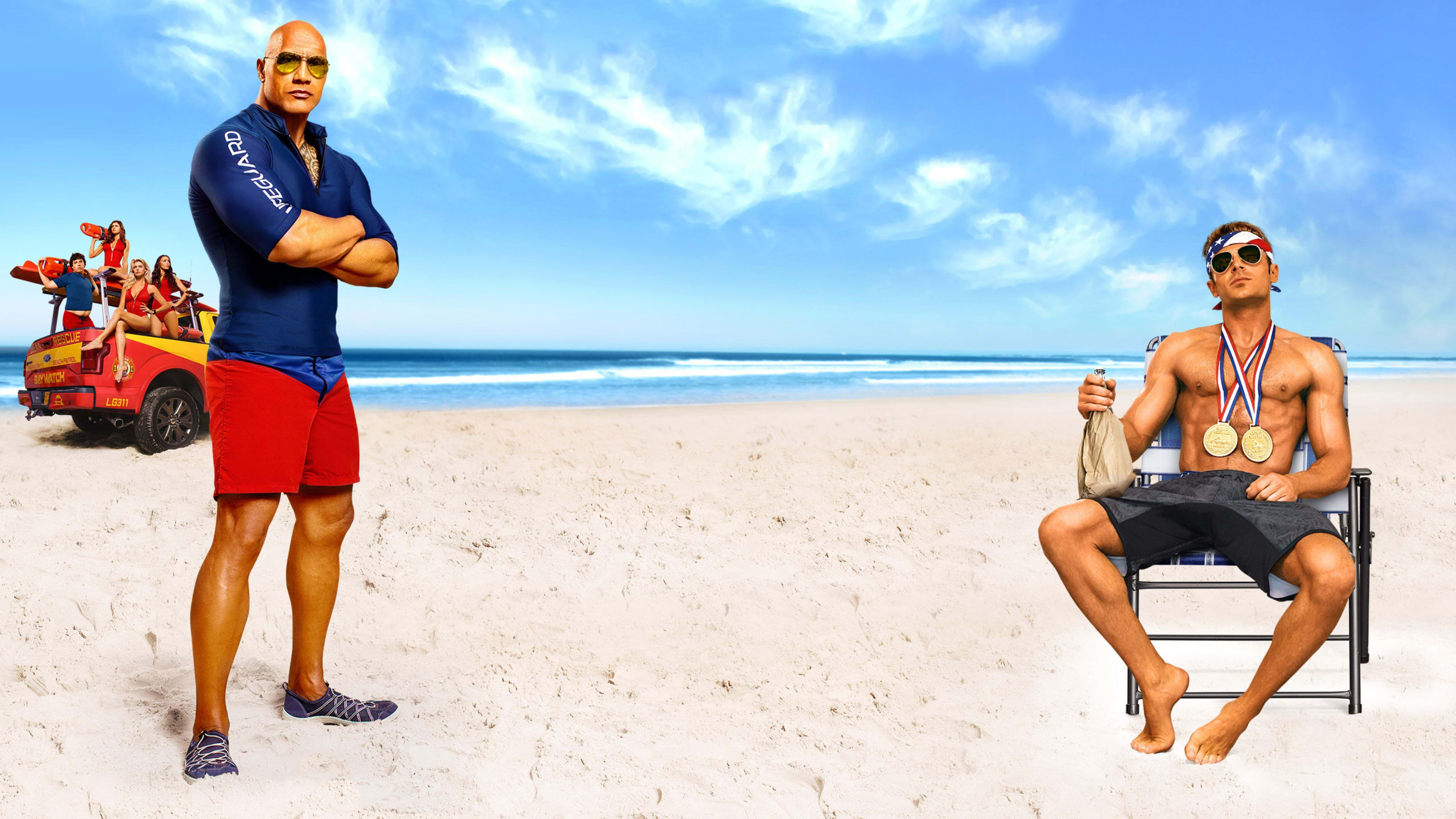 Baywatch Desktop wallpaper