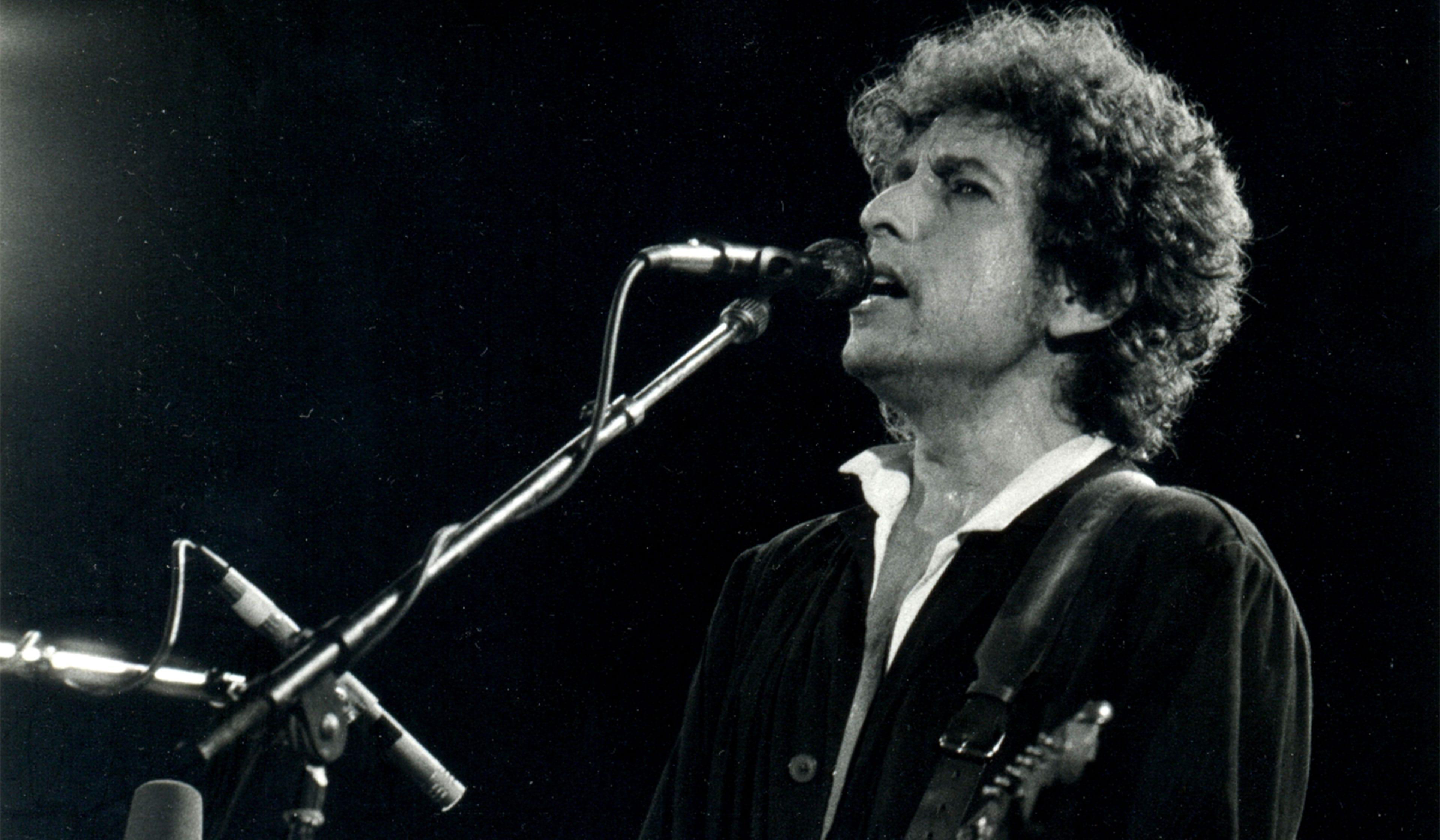 Bob Dylan Desktop wallpaper