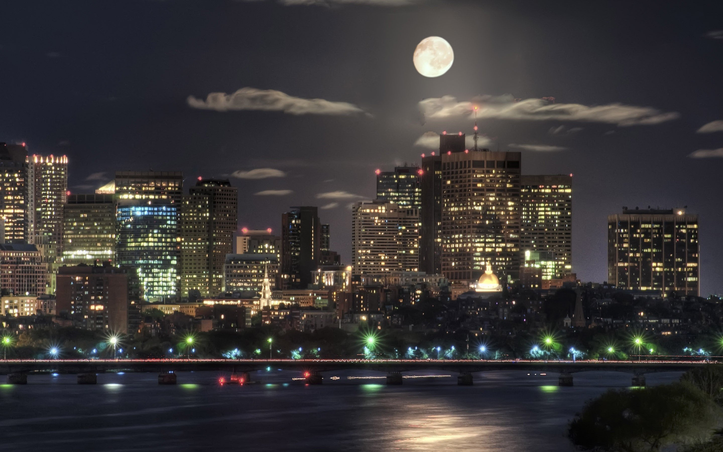 Boston Desktop wallpaper