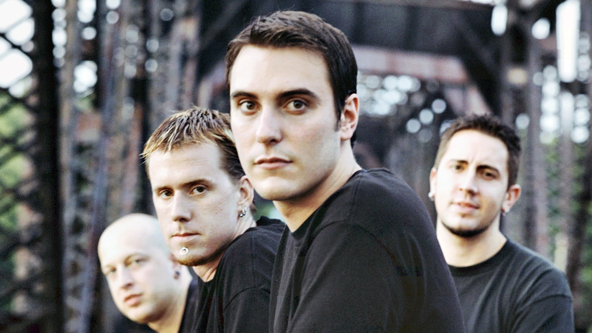 Breaking Benjamin Desktop wallpaper