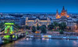 Budapest desktop wallpaper