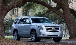 Cadillac Escalade 4 Desktop wallpaper