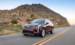 Cadillac XT5 Desktop wallpaper