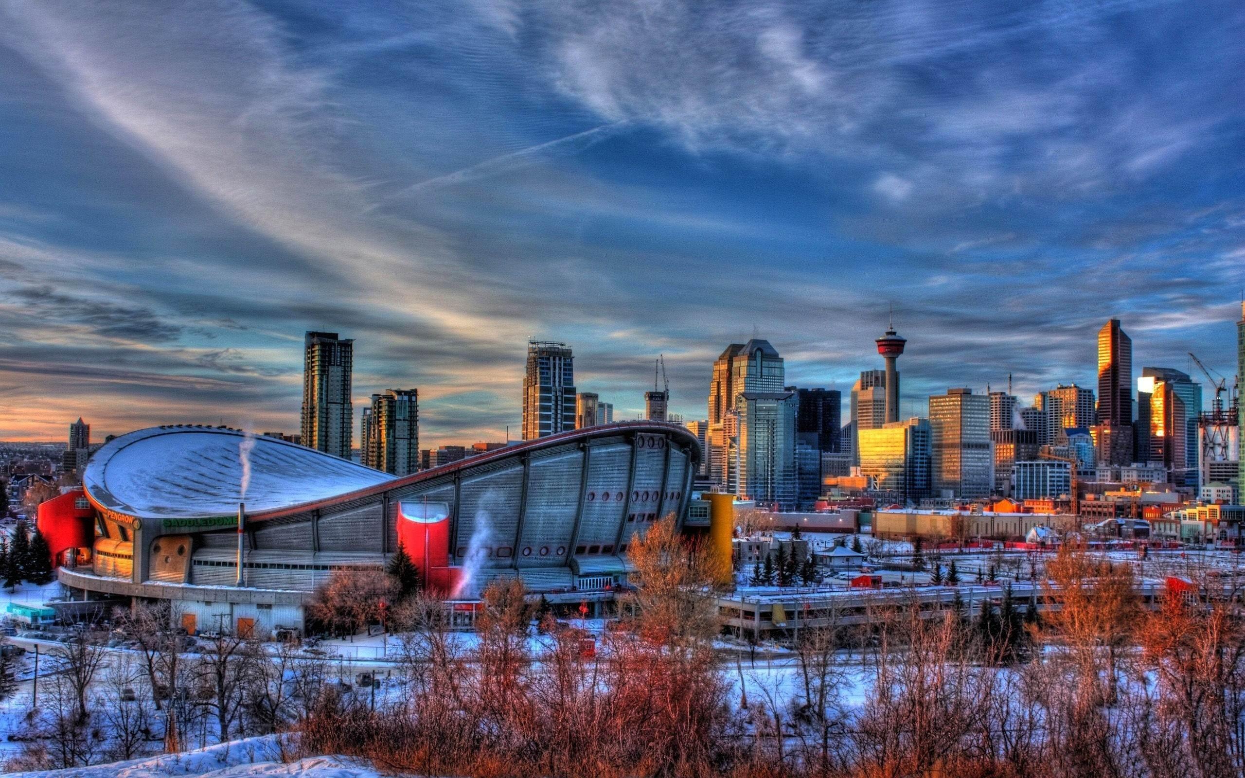 Calgary Desktop wallpaper