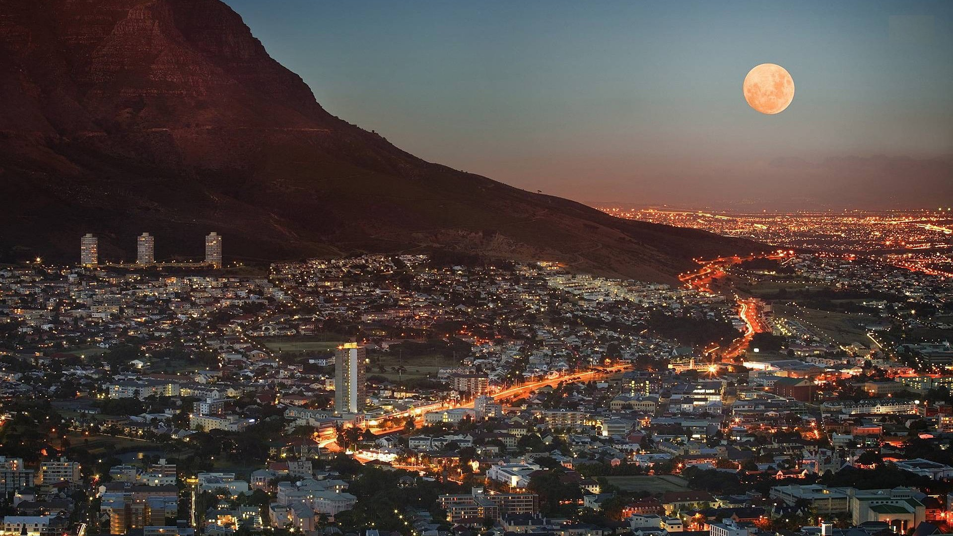 Cape Town free wallpapers