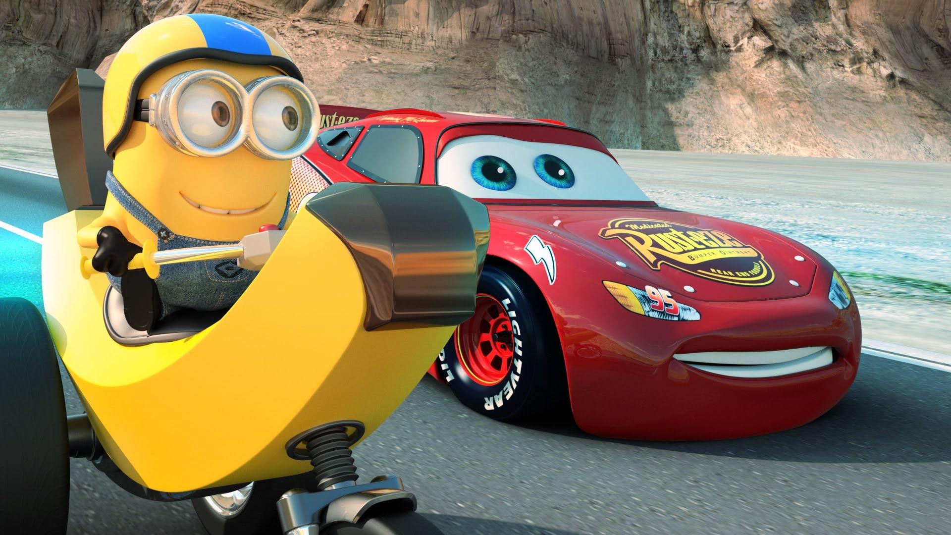 Cars 3 Desktop wallpaper