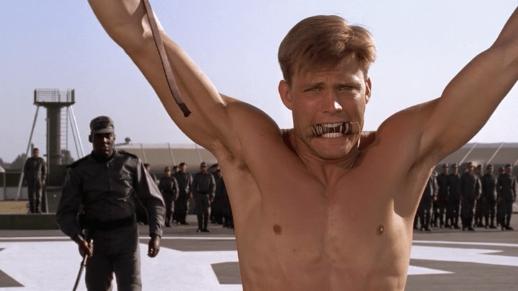 Casper Van Dien Desktop wallpaper