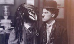 Charles Chaplin Desktop wallpaper
