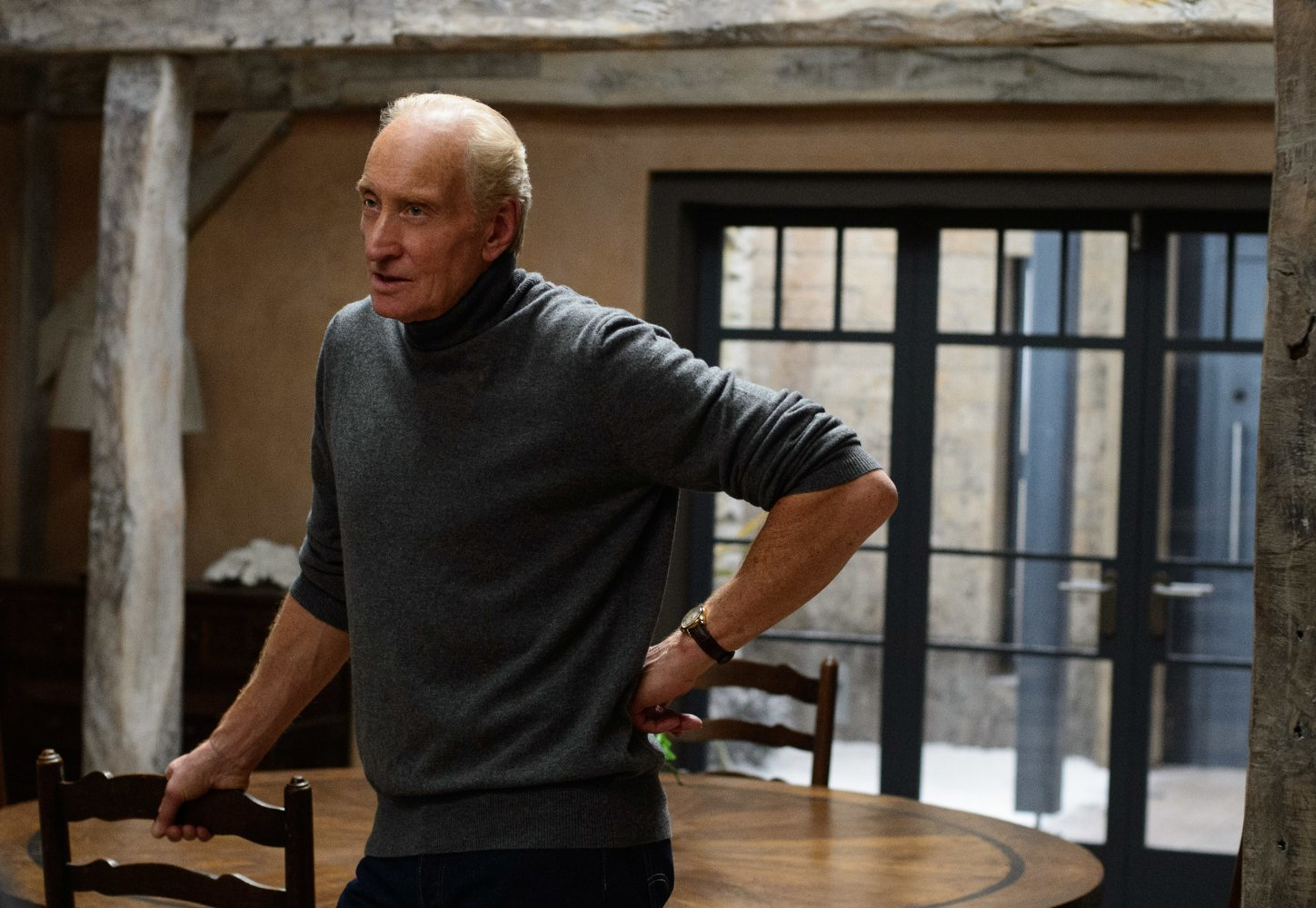 Watch Charles Dance (born 1946) video