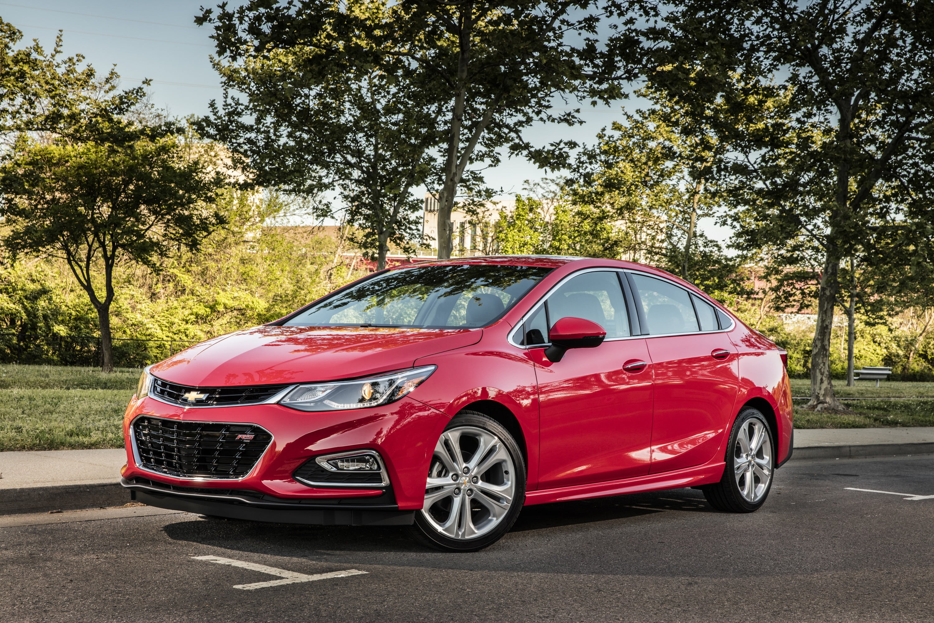 Chevrolet Cruze 2 Desktop wallpaper