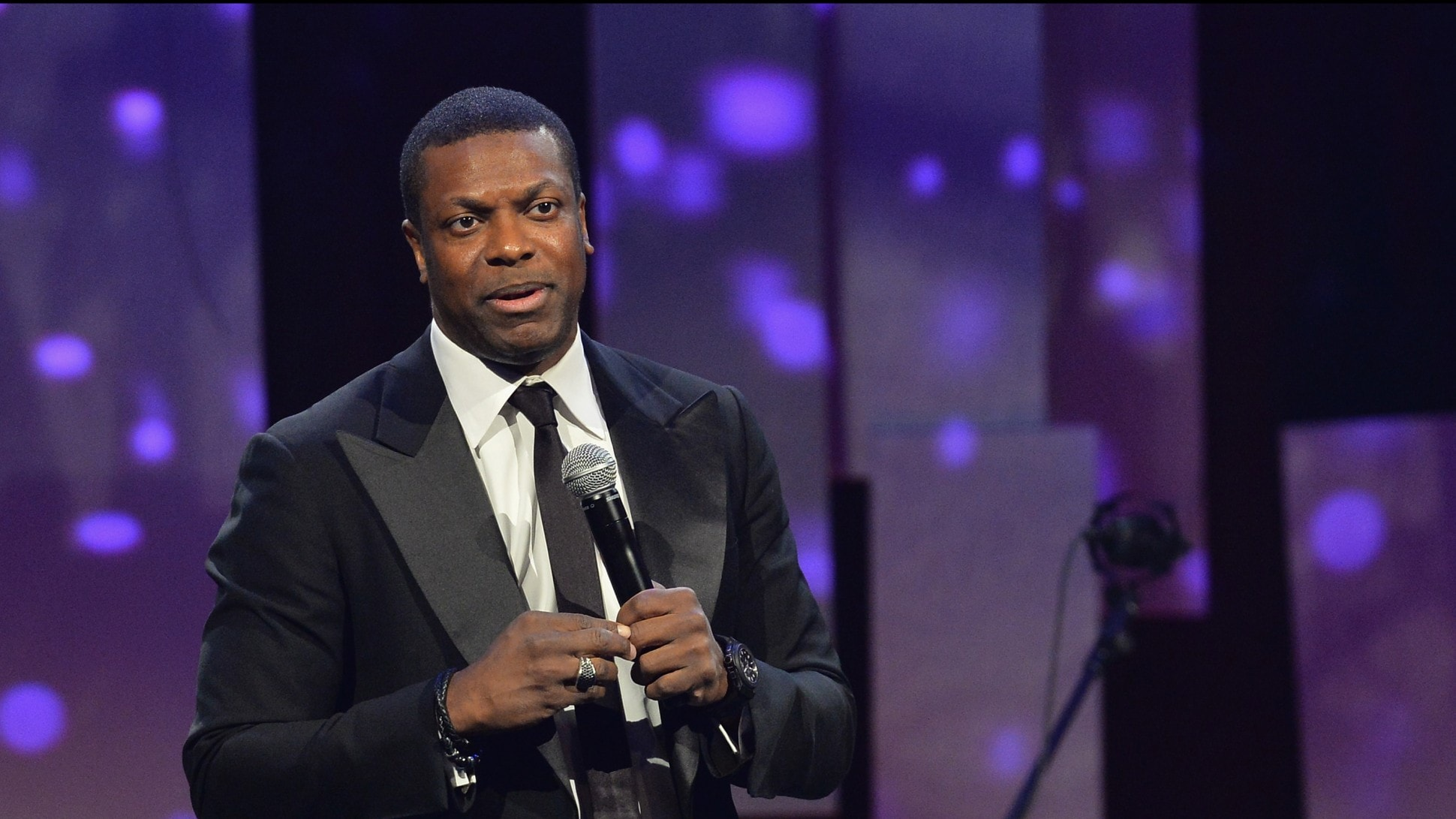 Chris Tucker Desktop wallpaper