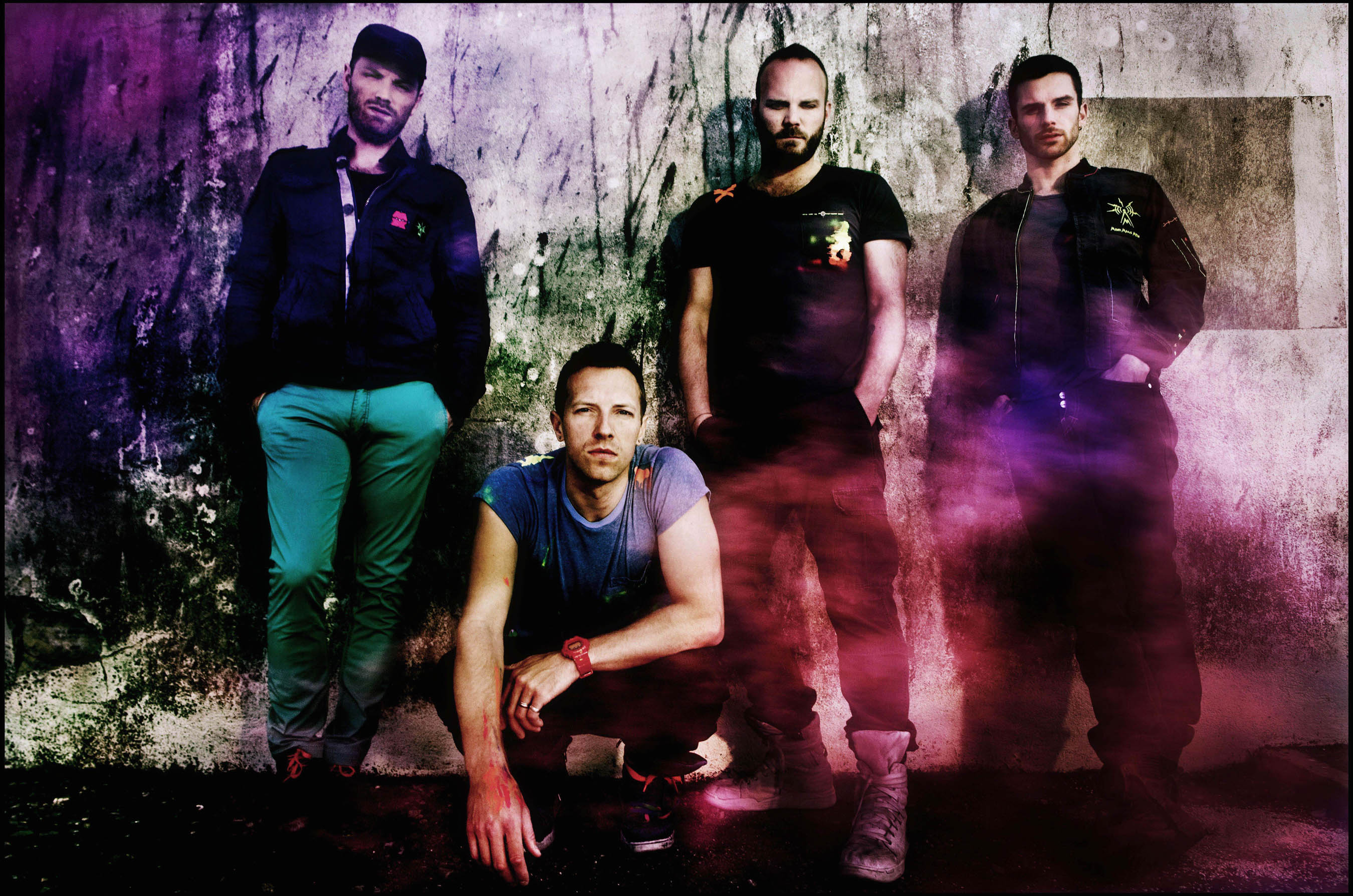Coldplay Desktop wallpaper