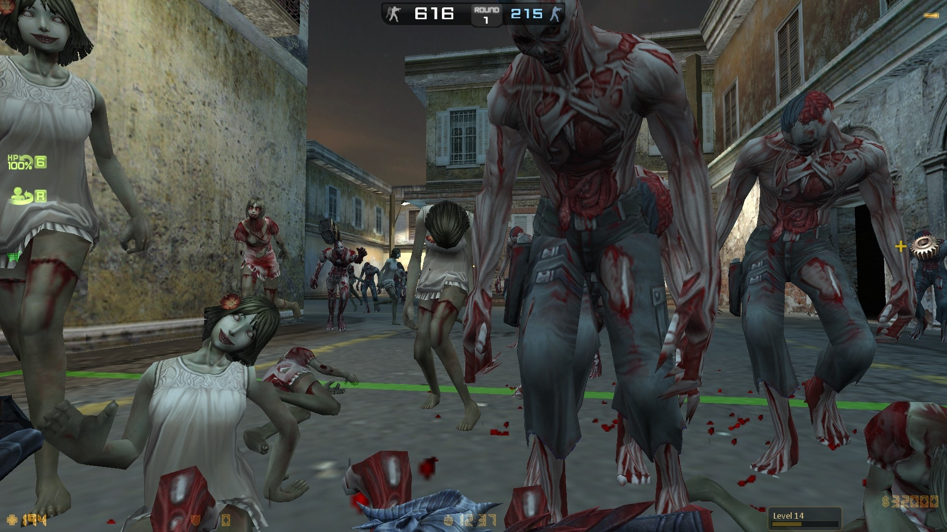 Counter-Strike Nexon: Zombies desktop wallpaper