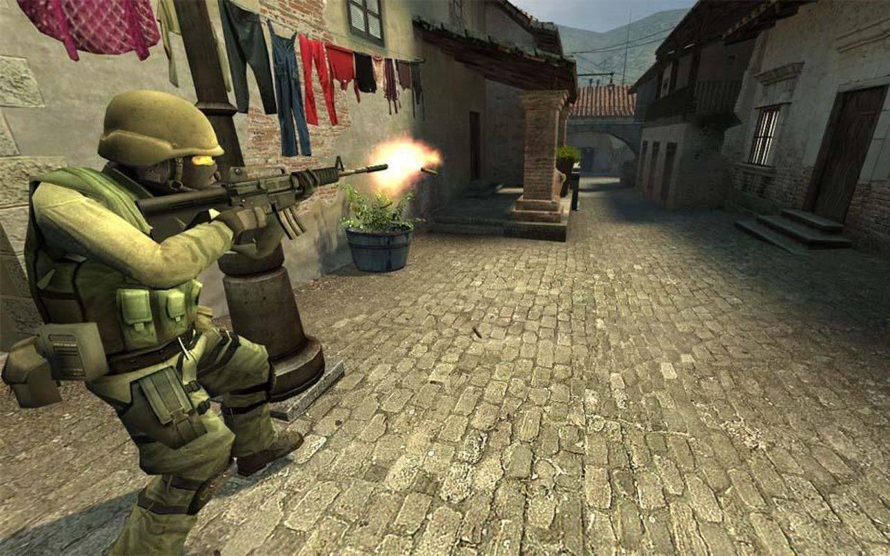 Counter-Strike: Source desktop wallpaper