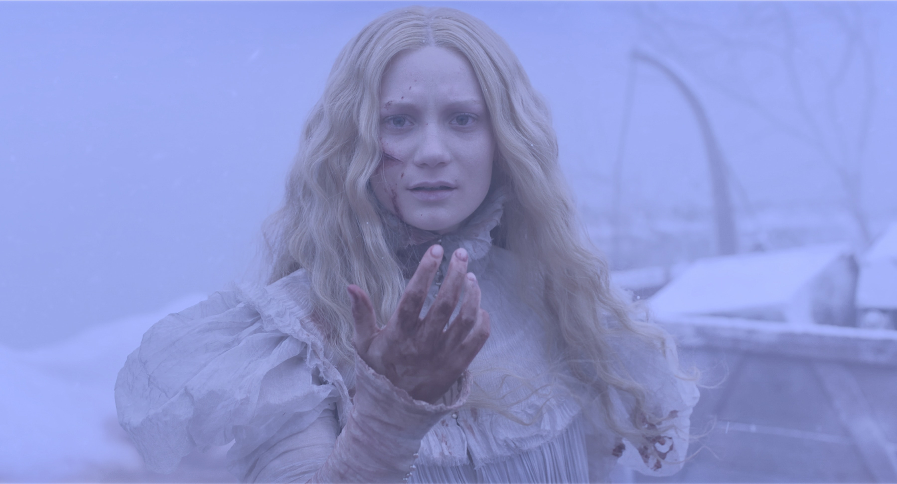 Crimson Peak Desktop wallpaper