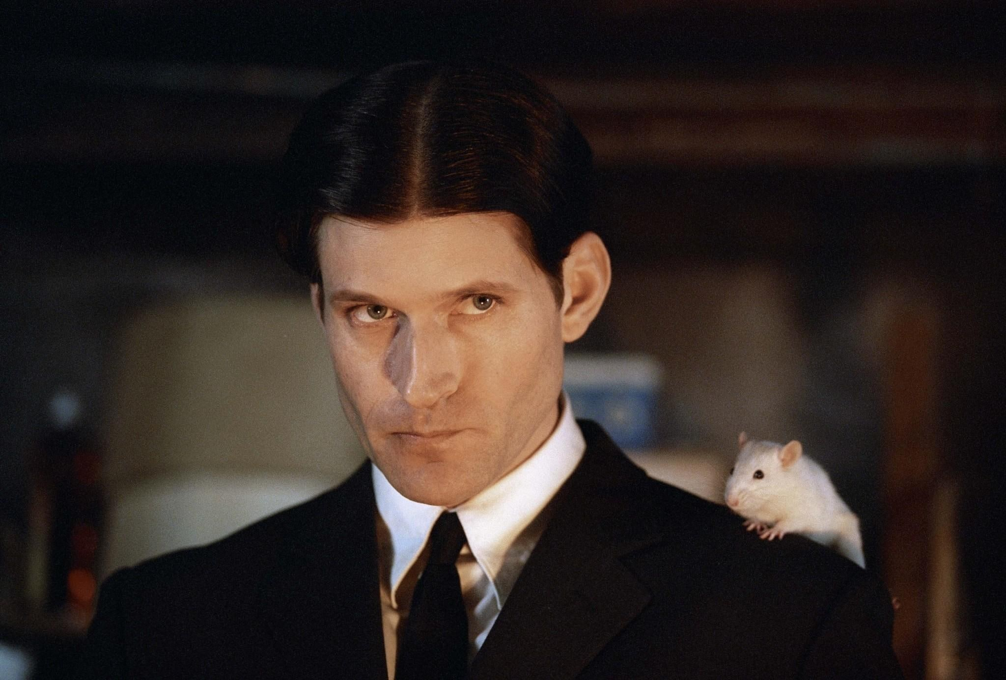Crispin Glover Desktop wallpaper