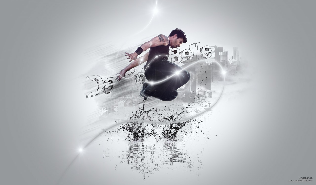 David Belle Desktop wallpaper