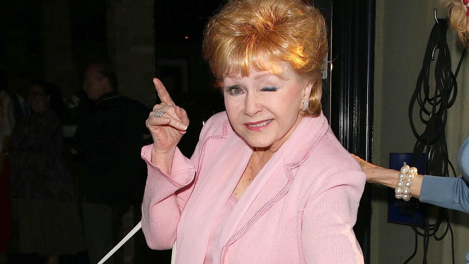 Debbie Reynolds Desktop wallpaper