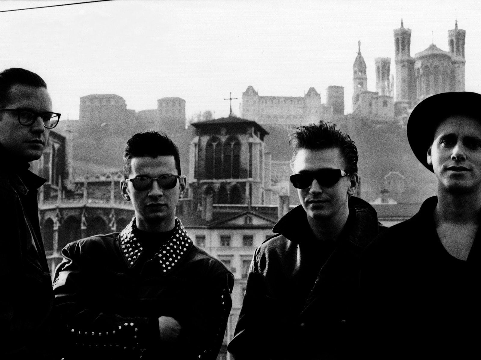 Depeche Mode Desktop wallpaper