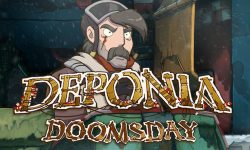 Deponia Doomsday Desktop wallpaper