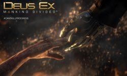 Deus Ex Mankind Divided Desktop wallpaper