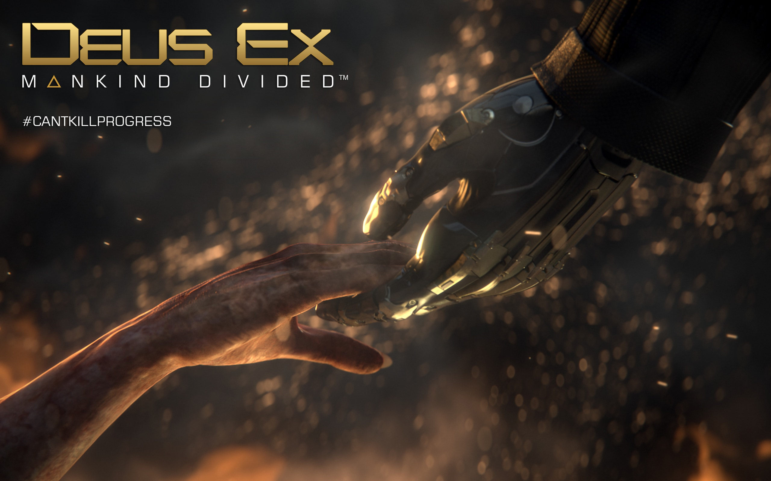 Deus Ex Mankind Divided Desktop wallpaper