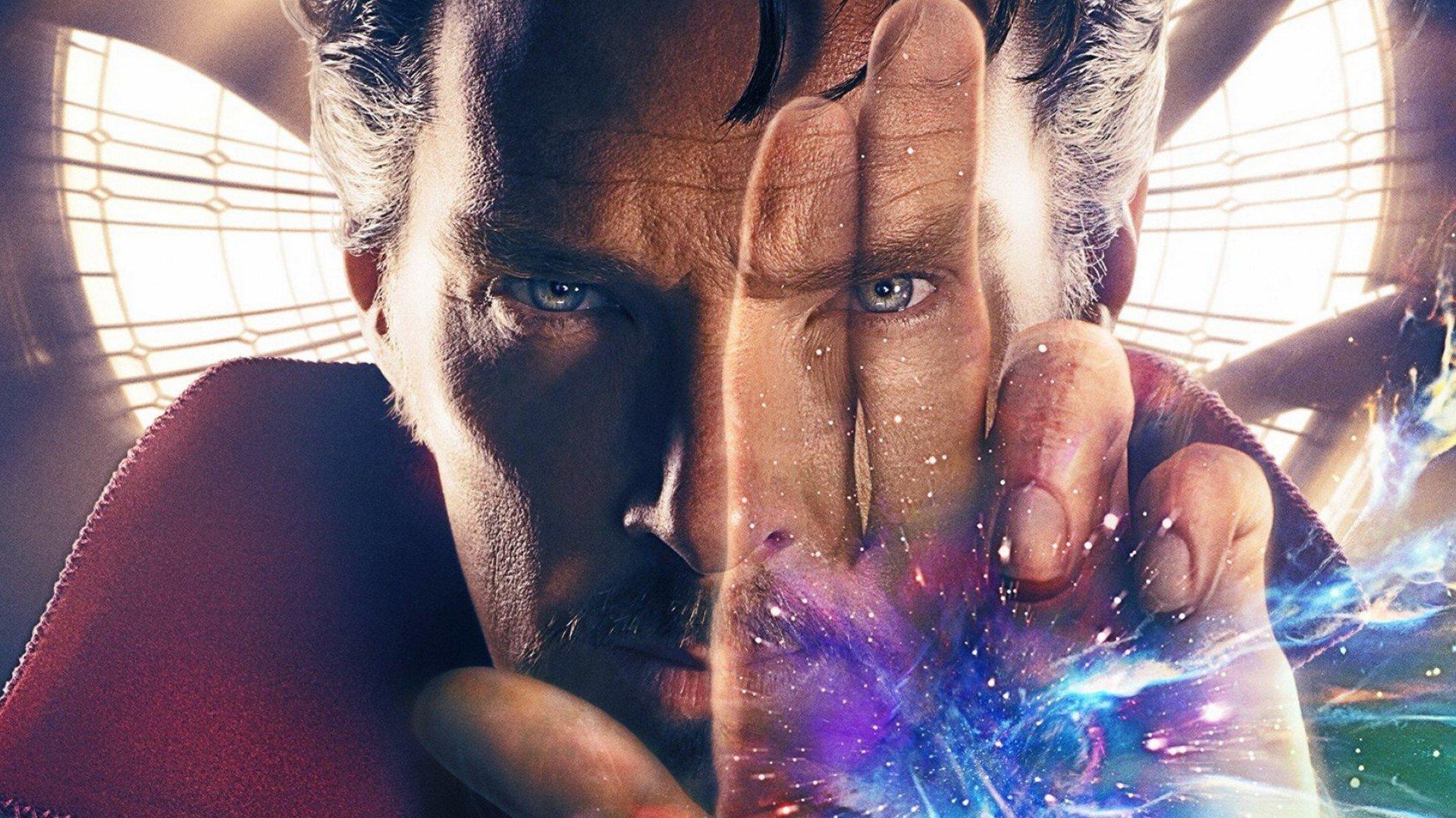 Doctor Strange Desktop wallpaper