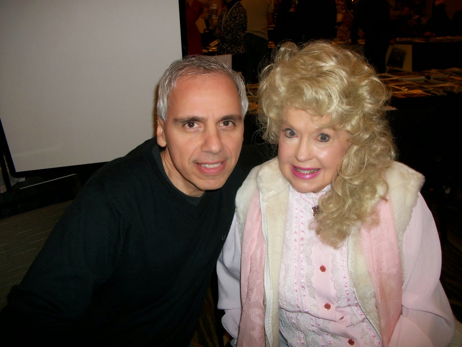 Donna Douglas Desktop wallpaper