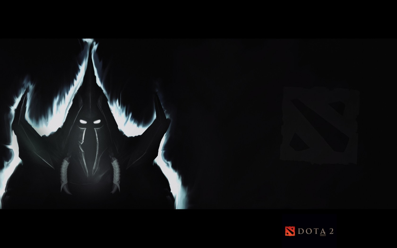 Dota2 : Abaddon widescreen