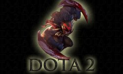 Dota2 : Bloodseeker widescreen