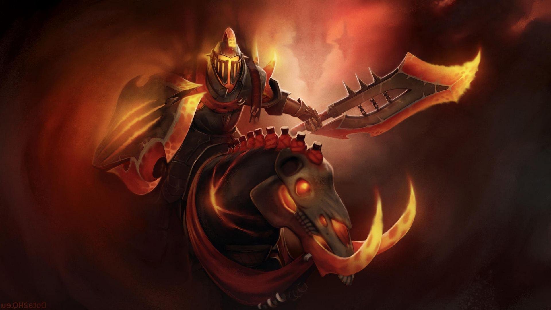Dota2 : Chaos Knight widescreen