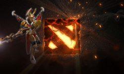 Dota2 : Legion Commander desktop wallpaper