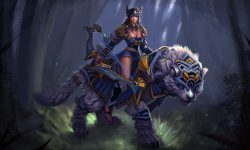 Dota2 : Mirana Download