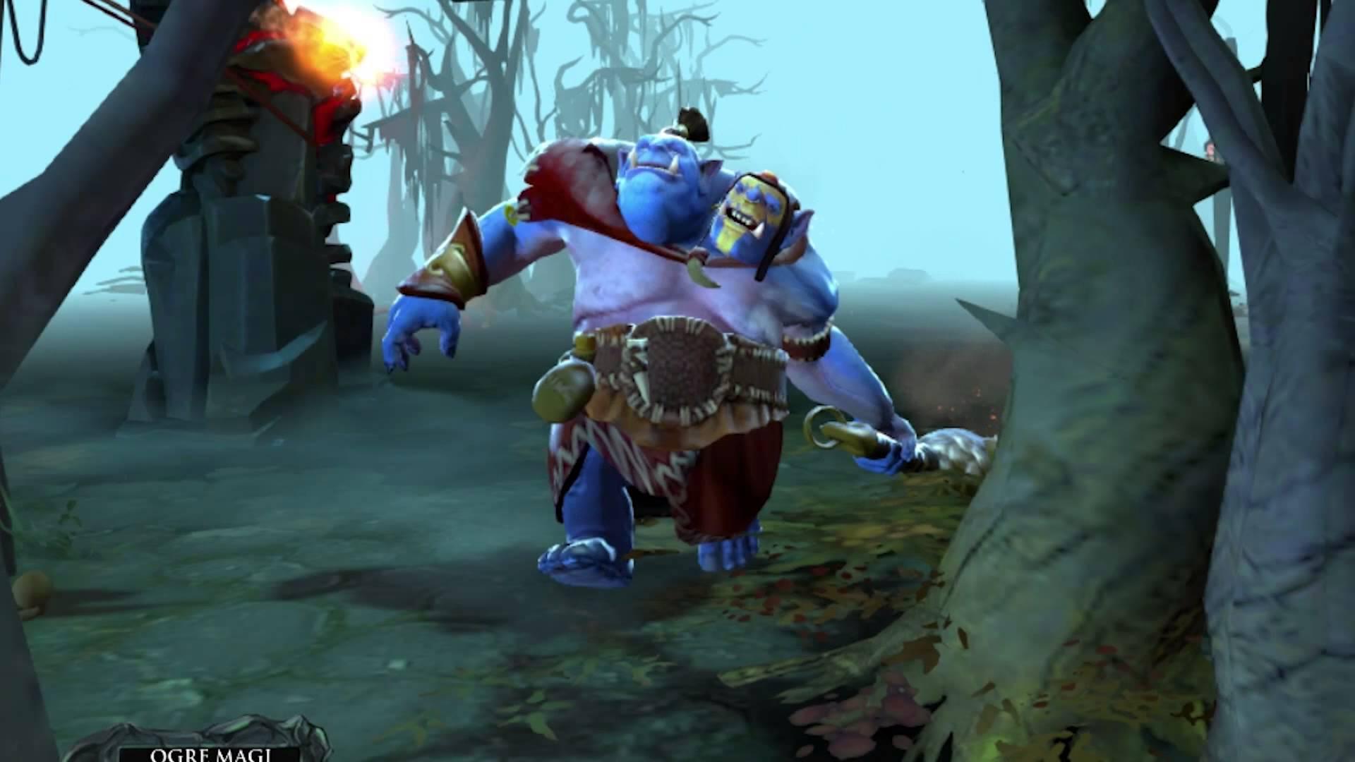 Dota2 : Ogre Magi widescreen