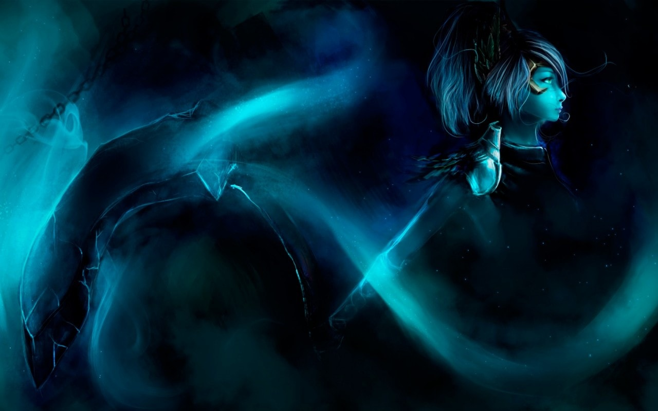 Dota2 : Phantom Assassin widescreen