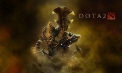Dota2 : Sand King widescreen